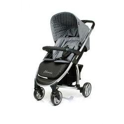 atomic wózek dziecięcy spacerówka grey od producenta 4baby