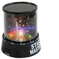 Iso trade Lampka nocna projektor gwiazd star master (5901785363623)