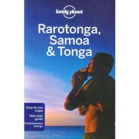 Rarotonga, Samoa & Tonga Lonely Planet Region Guide (opr. miękka)