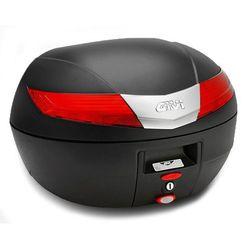 Kufer Givi V40N (czarny, 40 litrów, czerwone odblaski) ze sklepu Motobagaz.pl
