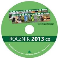 Las Polski rocznik 2013 na CD