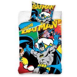 Pościel Batman 160x200 cm Komiks