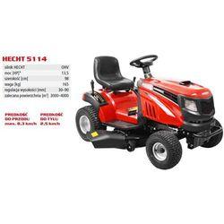 5114 marki Hecht - traktorek ogrodowy