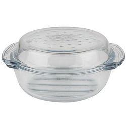 TERMISIL Naczynie żaroodporne 1.7 l okrągłe GRILL&DROP