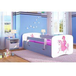 Łóżko dziecięce Kocot-Meble BABYDREAMS KSIĘŻNICZKA NA KONIKU Kolory Negocjuj Cenę., Kocot-Meble