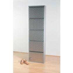KARE Design :: Szafka na buty Caruso 5 srebrna - Kare design :: Szafka na buty Caruso 5 srebrna ||do wyboru