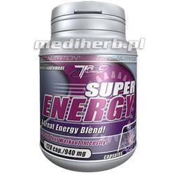 Trec Super Energy - 120 kaps z kategorii Pozostałe odżywki dla sportowców