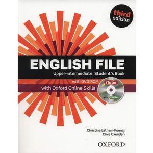 English File Upper Intermediate. Podręcznik + DVD + Online Skills (9780194558754)