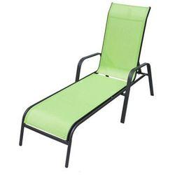 Rojaplast leżak ogrodowy ZWC-52 zielony (8595226703115)