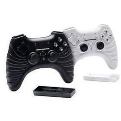 Gamepad Thrustmaster T-Wireless Duo Pack dla PC, PS3 (2960705) Czarny/Biały