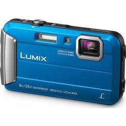 Panasonic Lumix DMC-FT30, rozdzielczość filmów [1280 x 720 (HD)]