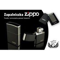 Zapalniczka ZIPPO Black Ice