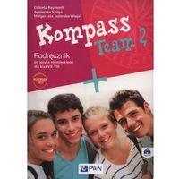 Kompass Team 2 Podręcznik + CD (152 str.)
