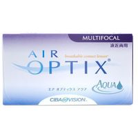 Ciba vision Air optix aqua multifocal 6 szt.