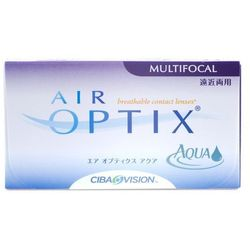Air Optix Aqua Multifocal 6 szt. (soczewka kontaktowa)