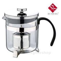 Renberg Zaparzacz 1000ml do herbaty ziół  rb-3111