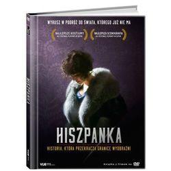 Hiszpanka (DVD) + Książka, towar z kategorii: Filmy przygodowe