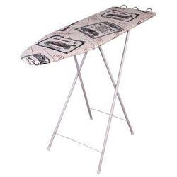 Pucuś Deska do prasowania z regulacją i podstawką 118 x 40 cm