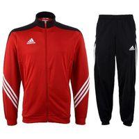 Adidas Dres juniorski  sereno 14 pes d82933 czerwono-czarny - czerwono-czarny ||czarny ||biało - czerwony (20