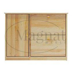 Szafka na buty drewniana nr18 marki Magnat - producent mebli drewnianych i materacy