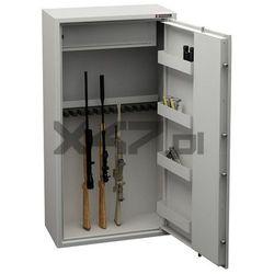 Szafa na broń długą MLB 150S/14 S1 Konsmetal EL