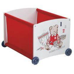 pudełko teddy college marki Roba