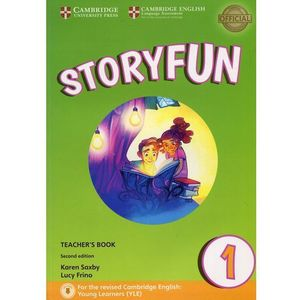 Storyfun for Starters 1 Teacher's Book (2017)