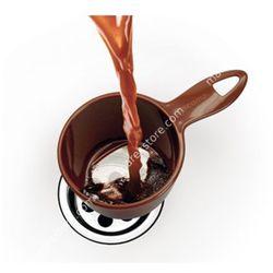 Sitko do zlewania fusów od kawy - zapobiega zatkaniu zlewu   TESCOMA PRESTO - sprawdź w wybranym sklepie
