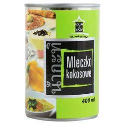 400ml mleczko kokosowe | darmowa dostawa od 200 zł od producenta House of asia