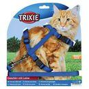 TRIXIE szelki nylonowe dla dużego kota komplet XL