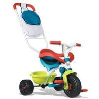 Rowerek trójkołowy SMOBY BE MOVE COMFORT POP z kategorii rowerki trójkołowe