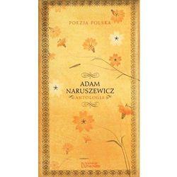 Poezja polska. Adam Naruszewicz. Antologia., książka w oprawie twardej