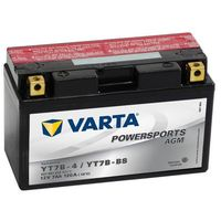 Akumulator motocyklowy Varta YT7B-BS 7Ah 120A