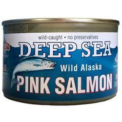 Dziki łosoś z Alaski Pink Gorbuscha 213g (przetwór rybny)
