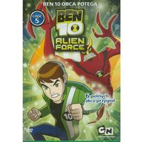 Galapagos Ben 10: obca potęga (część 5) ben 10: alien force (7321997103202)