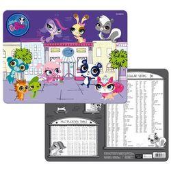 Mata stołowa STARPAK 301922 PCV Littlest Pet Shop (30 x 40 cm) - sprawdź w wybranym sklepie