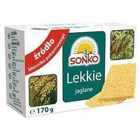 Pieczywo Lekkie jaglane 170 g Sonko (5902180930502)