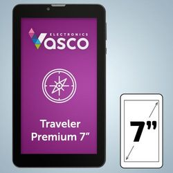 "Vasco traveler premium 7"" marki Vasco electronics"