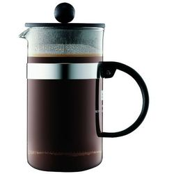 Bodum Zaparzacz do kawy bistro, 3 fliliżanki, 0.35 l, czarny - 0,35 l