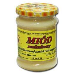 Miody sznurowski Miód mniszkowy bio 380g