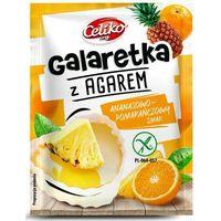 Celiko Galaretka bez żelatyny ananas pomarańcza (5900038002364)