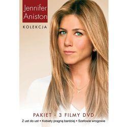 Jennifer Aniston - Kolekcja (3DVD) - produkt z kategorii- Pakiety filmowe