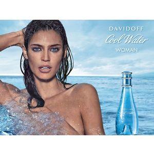 DAVIDOFF Cool Water Woman 50ml EdT