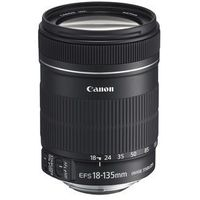 Canon 18-135 mm f/3.5-5.6 EF-S IS - Cashback 215 zł przy zakupie z aparatem! (4960999635255)