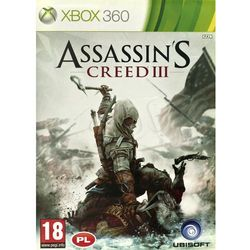 Assassin's Creed 3, wersja językowa gry: [polska]