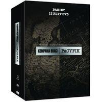 Galapagos Pacyfik / kompania braci (dvd) - różni