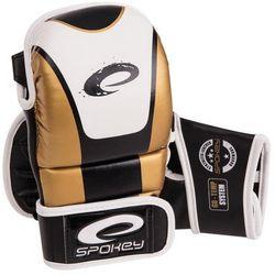 Rękawice do MMA SPOKEY Saijo (rozmiar L) + DARMOWY TRANSPORT! - produkt z kategorii- Rękawice do walki