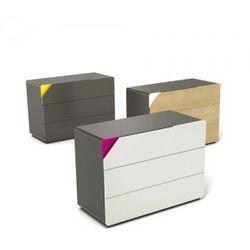Komoda 3 szuflady, Beep, różne kolory, Timoore