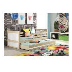 Łóżko młodzieżowe RICO -2 osobowe z materacami
