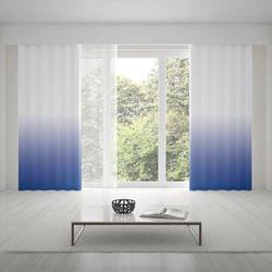 Zasłona okienna na wymiar - NAVY BLUE - KOLOR 150 CM
